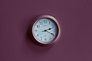 A clock symbolising access to 24-hour resources