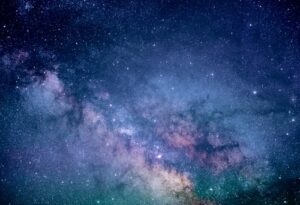 The milkyway cosmic band from Earth