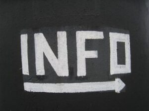 An overload of information