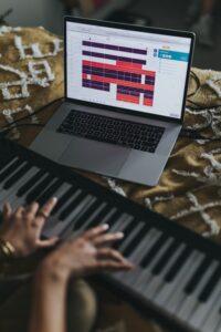 Learning music through digital recordings